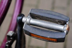 Педаль для прогулочного велосипеда