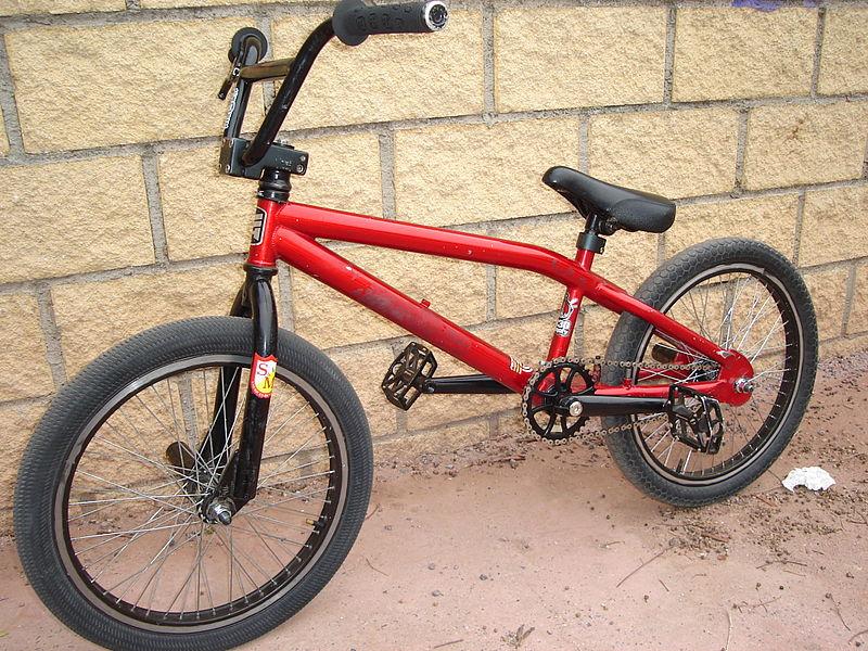 Спортивный велосипед bmх