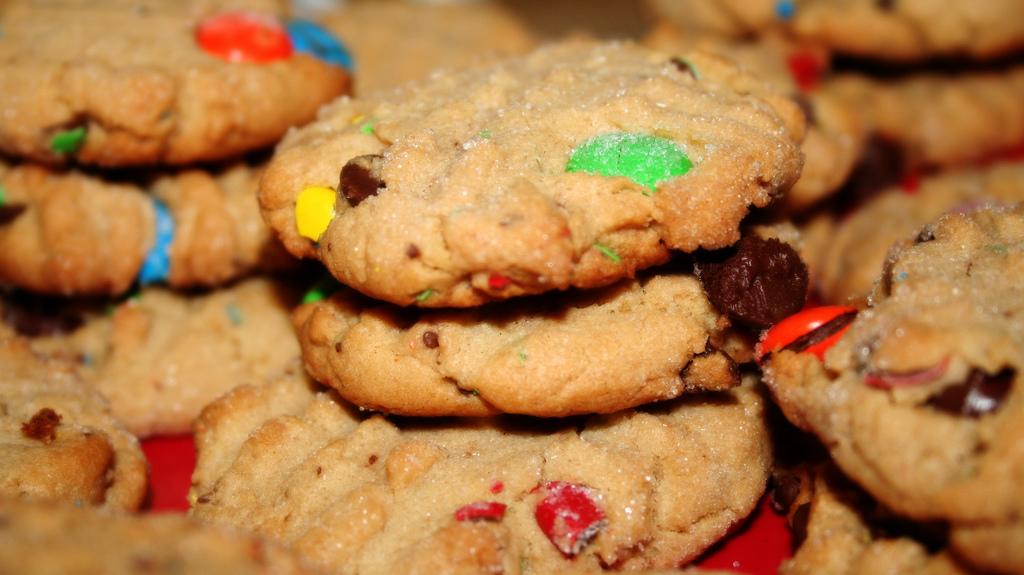 домашнее сахарное печенье