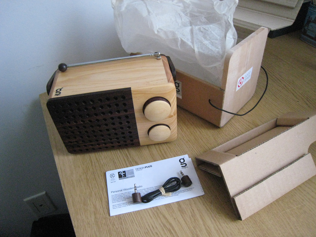 радио-будильник