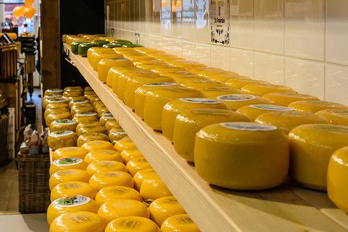 Сыр производится только из молочного жира