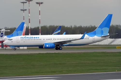 """Авиакомпания """"Победа"""" выполняет не только рейсы по России, но и за рубежом"""